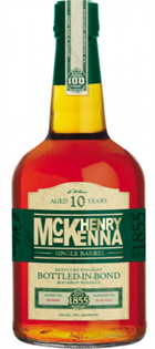 Henry Mckenna Bourbon Single Barrel 10 Year 750ml